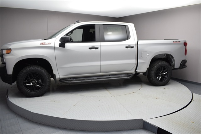 New 2019 Chevrolet Silverado 1500 Custom Trail Boss 4wd