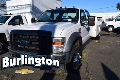 Pre-Owned 2010 Ford F-450SD XL