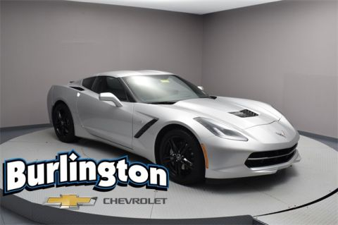 Certified Pre-Owned 2016 Chevrolet Corvette Stingray