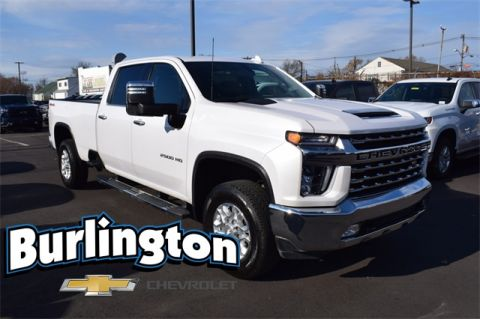 Pre-Owned 2020 Chevrolet Silverado 2500HD LTZ