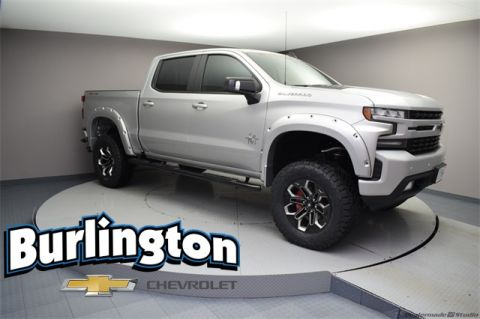 New Lifted Trucks In South Burlington Burlington Chevrolet