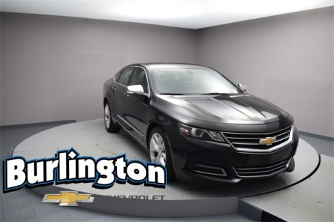 Certified Pre-Owned 2018 Chevrolet Impala Premier