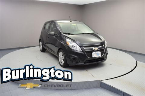 Certified Pre-Owned 2014 Chevrolet Spark 1LT
